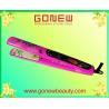 Buy cheap Diamond LED hair straightener 018L-D from wholesalers