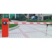 China Automated Road Barrier Gates With Wireless Remote Control 433MHz wholesale
