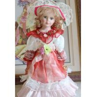 China DIY Porcelain Doll for Home Decoration, Customized Designs are Accepted wholesale