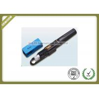 China SC FC Embedded Type UPC Fiber Optic Adapter Fast Connector Single Mode wholesale