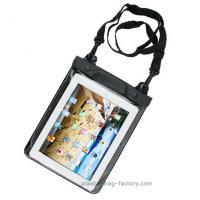 130cm Lanyard Waterproof Beach Pouch , Waterproof Valuables Pouch With Touch Responsive Front