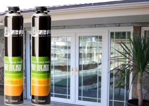 China OEM Fire Retardant Expanding Foam 750ML Fire Rated Spray Foam wholesale