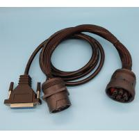 China Custom Type 1 J1939 Y Cable Replacement For Diagnostic Devices wholesale