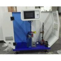 China LY-XJLD5.5  Digital Charpy And Izod Impact Tester ASTM D256-2010 For Plastic wholesale
