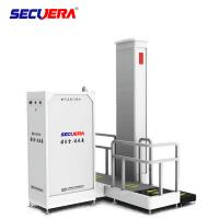 China Remote Control Body Metal Detectors X Ray Inspection Systems 180V-240V 50/60Hz wholesale