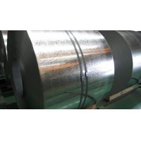 China ASTM A653 Hot Dipped Galvanized Steel Strip Q195 Grade 50 Steel Coil wholesale