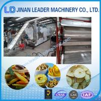 China Automatic industrial oven food processing equipment company wholesale