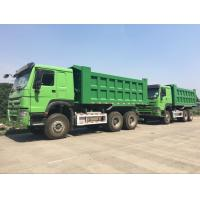 Buy cheap Ethiopia model Heavy Duty Dump Truck , howo dump truck 336hp ZZ3257N3447A1 from wholesalers