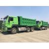 Buy cheap Ethiopia model Heavy Duty Dump Truck , howo dump truck 336hp ZZ3257N3447A1 from wholesalers