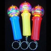 Buy cheap Mini Magic Spinning Balls with Keychain/Necklace from wholesalers