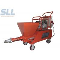 China spray gun of mortar plastering machine is convenient and easy to use Total Power 7.5kw wholesale