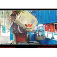 China Industrial Hydraulic Steel Plate Edge Milling Machine For Seam Welding Line wholesale