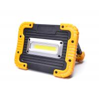 Buy cheap 10W COB LED Outdoor Portable Working Lamp, LED Emergency Flashligh Rechargeable from wholesalers