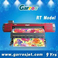China Textile Sublimation Heat Transfer Paper Printing Machine Garros RT1801 with DX5 Head on sale