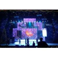 China Outdoor  SMD  Full colors PH10 advertising Led Video Screen Rental with Large View Angle wholesale