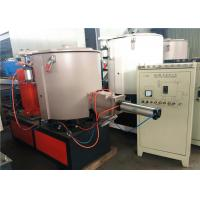 China Heating Cooling Mixers Mixer Extruder Machine Parts For Plastic Industry wholesale
