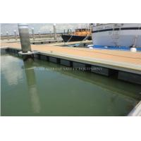 China modular plastic boat floats floating drums Marina and Yacht Jet Ski Floating Dock wholesale