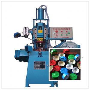 China flip off seal cap punch machine  slouation wholesale