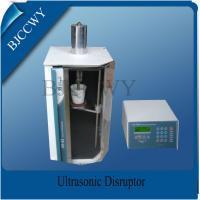 China High Amplitude Ultrasonic Cell Crusher 20khz 1000w With Good Heat Resistance wholesale