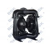 Quality Low Pressure Rubber Air Operated Double Diaphragm Pump For Foods for sale