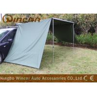 China 4X4 Offroad Car Side Awning Tents With Walls For Camping wholesale