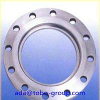 China Stainless Steel Forgings Flanges And Fittings Spectacle Blind Flange For Petroleum wholesale