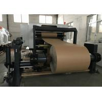 China Kraft Paper Roll To Sheet Paper Cutting Machine / Sheet Slitting Machine wholesale