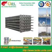 China Water Heater Boiler Stack Economizer Boiler System , Boiler Economiser wholesale