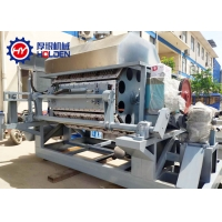 China 5000PCS/H Paper Pulp Molding Egg Tray Moulding Machine on sale