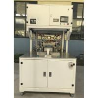 China Disposable Under Pads Packing Machine Pre Made Bags Type Compact Design on sale