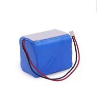China Rechargeable CC CV 5000mAh 12 Volt Battery Pack Pollution Free wholesale