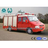 China Oil Saving Iveco Rescue Fire Truck Man - Machine Communication wholesale