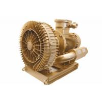 China 15 KW Side Channel Explosion Proof Vacuum Pump Blower Biogas Transferring wholesale
