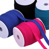China Factory delivery eco-friendly binding elastic webbing tape for waistband wholesale