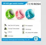 China Hot selling waterproof gps kids tracker personal gps watch for kids/children wholesale
