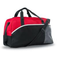 China Large Black Travel Duffle Bags Carry On Luggage  , Men's Weekend Travel Bag  wholesale