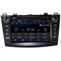 China Ouchuangbo Pure Android 4.4 GPS Navigation iPod USB 3G Wifi Radio for Mazda 3 2009-2012 DV wholesale