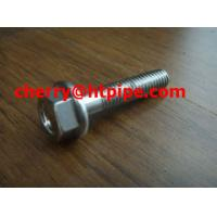 China inconel 718 UNS N07718 2.4668 bolt nut washer wholesale