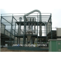 Buy cheap Wood Sawdust Pulse Air Flow Dryer 35M2 With Coal Heating from wholesalers