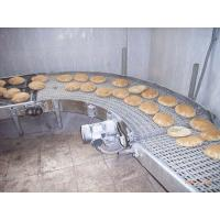 China Full Auto Automatic Tortilla Machine Belt Width Customized With Turnkey Bakery Solution wholesale