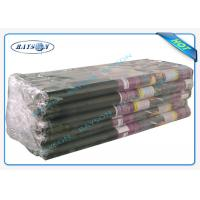 China Anti - UV PP Non Woven Fabric for Agriculture / Lanscape Covers Weed Control wholesale
