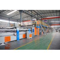 China High Grade Corrugated Cardboard Production Line With Two Year Warranty wholesale