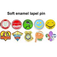 Quality Nickel Plating Custom Soft Enamel Pins Badges Plus AP Rhinestone Letter Flower Crystal Cross for sale