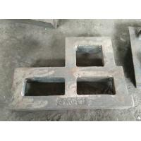 China Custom Manganese Steel Crusher Wear Parts for Crusher , High Mn Steel wholesale