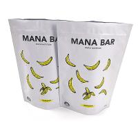 China White Matte Stand Up Pouch Bags Resealable Food Safe Grade Customized With Zipper wholesale