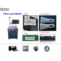 China Fiber Laser marking/ engraving/printing Machine For all Metal Materials wholesale