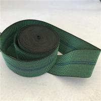 Buy cheap 60mm Width Furniture Webbing Straps , 2 Blue Line Upholstery Webbing Straps from wholesalers