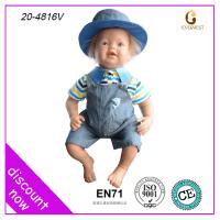 China reborn baby dolls/full body soft silicone babies for sale/baby doll molds wholesale