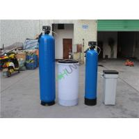 China Manual Reverse Osmosis Water Softener For Softening Water 1 Standby 1 Duty on sale