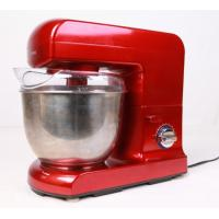 Buy cheap Electric Home Stand Mixer 5L 12 Speed Mixing Bowl With Attachments from wholesalers